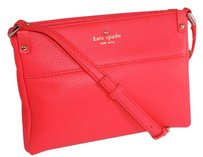 Kate Spade Nwt Leather Dust Cross Body Bag