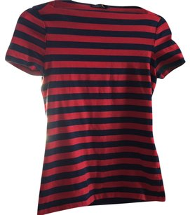 Kate Spade T Shirt Red and navy