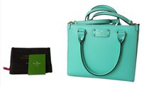 Kate Spade Satchel in givernyble blue