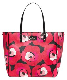 Kate Spade Tote in Red Floral
