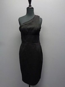 Kay Unger One Shoulder Dress