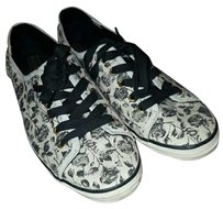 Keds Black and White Athletic