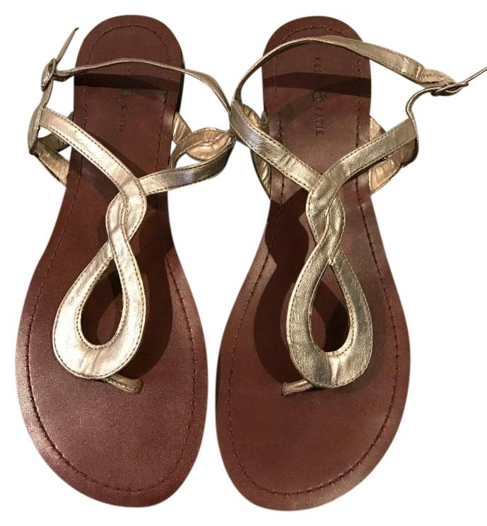 Kelly \u0026 Katie Sandals , Up to 90% off at Tradesy