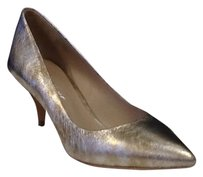 Kenneth Cole Faded Gold Pumps