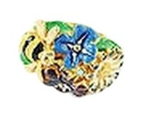 Kenneth Jay Lane Kenneth Lane Multicolor Garden Party Bee Ring