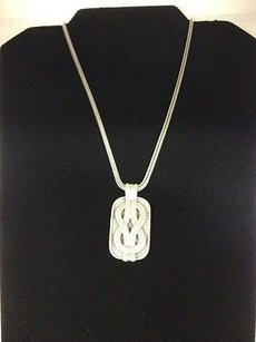 Konstantino Konstantino Sterling Silver Pendant With 18 Chain Max059772