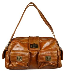 Kooba Womens Satchel in Brown