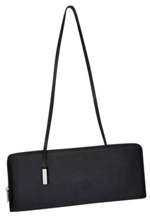 Krizia Rectangular Nylon Shoulder Bag