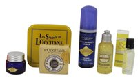 L'Occitane Loccitane Travel Piece Gift Set Limited Edition