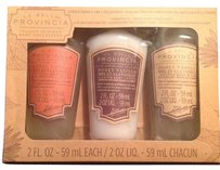 LA BELLA PROVINCIA La Bella Provincia 3 Piece Honey Vanilla Body Care Collection - Shower Gel, Body Lotions, Body Wash - (2 Fl. Oz Each) Italian Inspired Body Collection Set