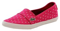 Lacoste Marice Sneakers Pink/White Flats