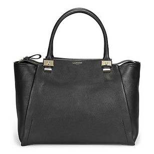 Lanvin Trilogy Goatskin And Tote