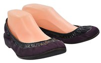 Lanvin Womens Purple Flats