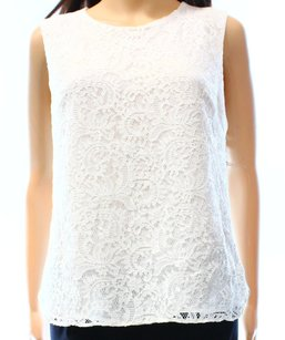 Laundry by Shelli Segal 100% Polyester Cami N5h24s25 Top