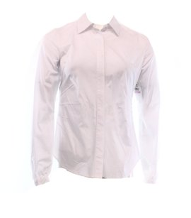 Laundry by Shelli Segal Button-down-shirt Color-white Top