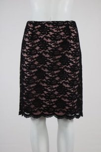 Laundry by Shelli Segal Womens Skirt Pink