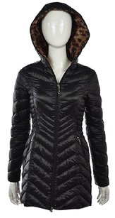 Laundry by Shelli Segal Womens Metallic Jacket Casual Coat