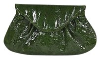 Lauren Merkin Womens Green Clutch