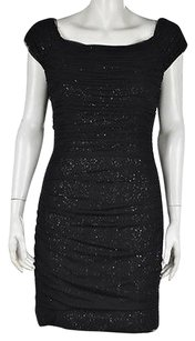 Lauren Ralph Lauren Petite Womens 12p Sheath Above Knee Dress