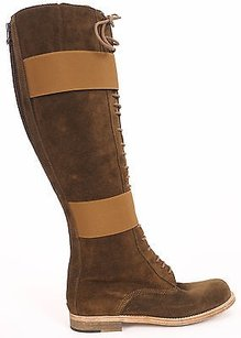 LD Tuttle Suede Leather Brown Boots