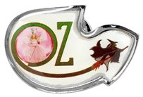Legends of Oz Legends of Oz Which Witch Tie Tack.