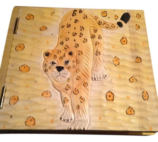 Leopard Photo Album