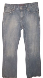 Levi's Classy Fun Comfortable Boot Cut Jeans-Light Wash