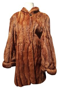 Lewin's Fox Fur Fur Coat