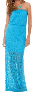 Ariel Blue Maxi Dress by Lilly Pulitzer