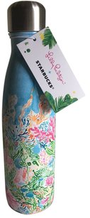 Lilly Pulitzer SOLD OUT Lilly Pulitzer for Starbucks Mermaid Swell Starbucks Bottle