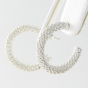 Links of London Links Of London 5040.1994 Effervescence Hoop Earrings 925 Silver