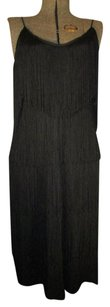 Lisa Cole Fringed Flapper Vintage Dress