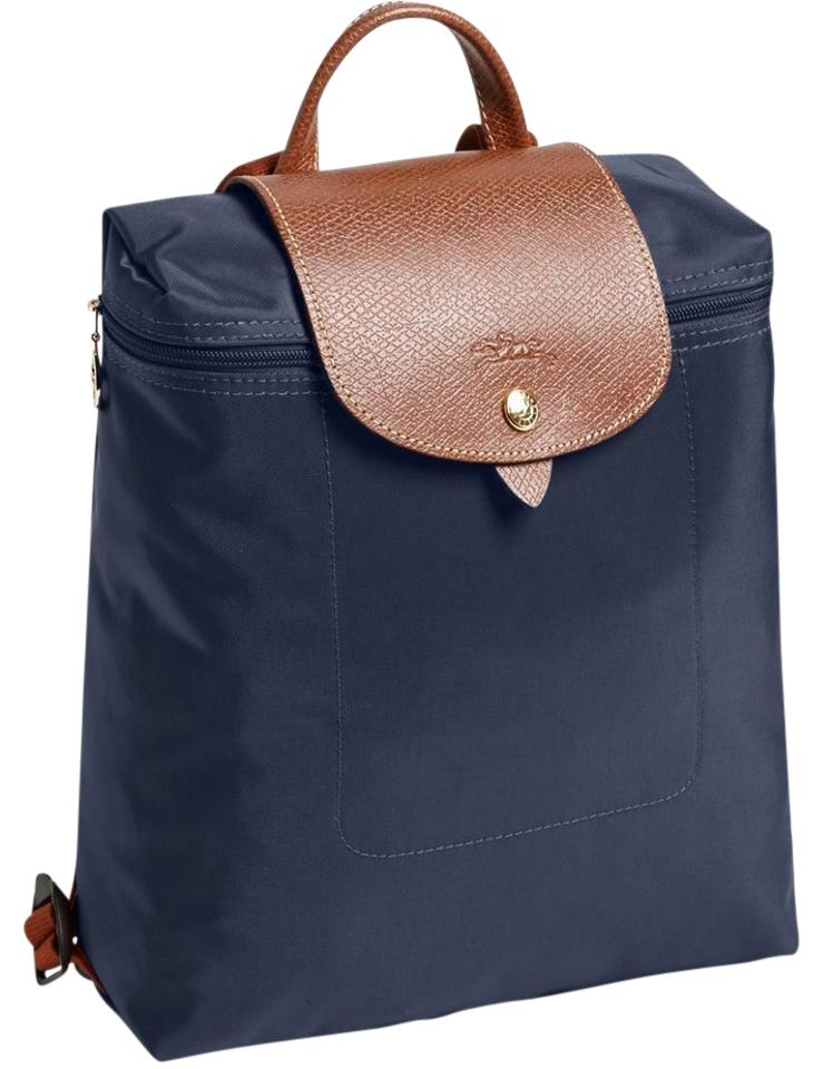 Longchamp Nylon Le Pliage Backpack