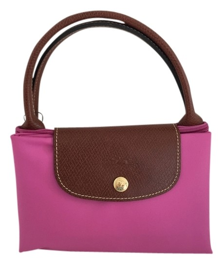 Longchamp Tote in Bubble Pink ...