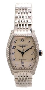 Longines Longines Evidenza L2.142.0 Stainless Steel Original Diamond Ladies Watch