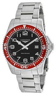 Longines Longines L36894596 Mens Watch Black -