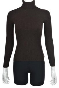 Lord & Taylor Cashmere Amp Womens Turtleneck Long Sleeve Sweater