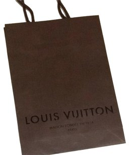 Louis Vuitton Louis Vuitton Paper Shopping Bag 7.75x11x2.5