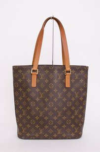 Louis Vuitton Vavin Gm Tote in Brown