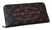 Louis Vuitton Authentic Louis Vuitton IKATprint insolite Wallet