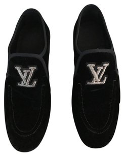 Louis Vuitton Black/Silver Formal