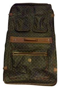Louis Vuitton BROWN TONE Travel Bag
