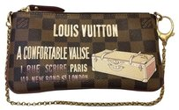 Louis Vuitton ebene Clutch