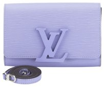 Louis Vuitton Lilac Clutch