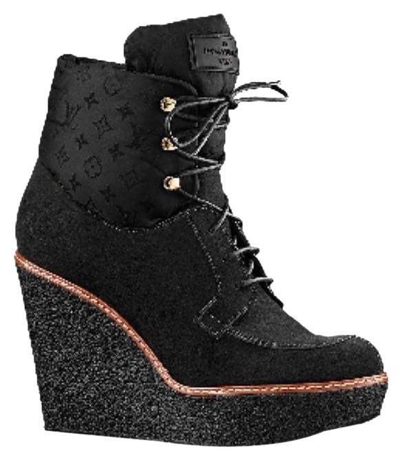 Louis Vuitton College Ankle Boot