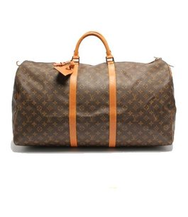 Louis Vuitton Dark Travel Bag