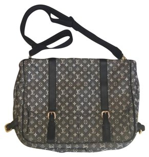 Louis Vuitton Black Diaper Bag