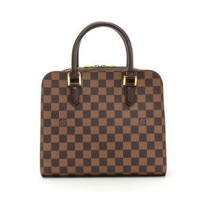 Louis Vuitton Ebene Handbag Shoulder Bag