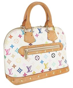Louis Vuitton Fl 0094 Multicolor Canvas Hand Shoulder Bag