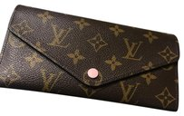 Louis Vuitton Josephine Rose Ballerine Wallet